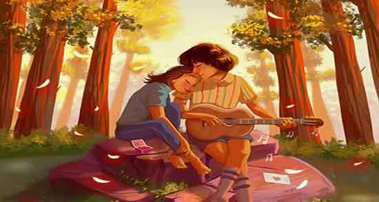 عکس رمانتیک