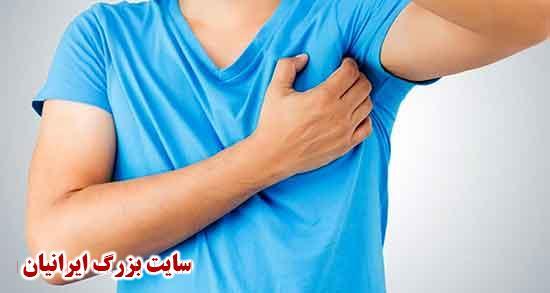 سرطان زیربغل ؛ علائم سرطان غدد لنفاوی زیر بغل و درمان غده زیر بغل کودک