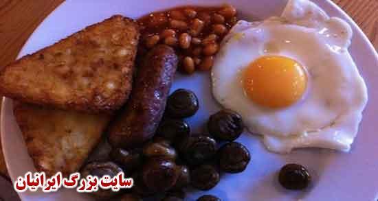 صبحانه ایرانی ؛ منوی صبحانه ایرانی و لیست صبحانه های سنتی ایرانی