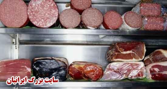خواص گوشت دودی