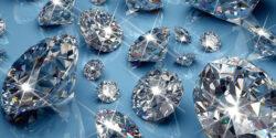 خواص سنگ الماس : در روایات و داخل سنگ و فیزیکی و سفید و خرید سنگ گرد