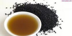 خواص روغن سیاه دانه : برای مو و موژ و رحم و لکه صورت و پوست و درد مفاصل